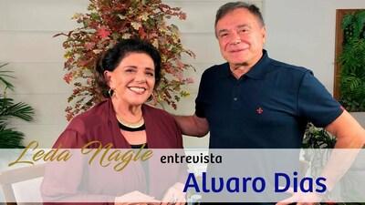 SEN. ALVARO DIAS: FIM DO FORO PRIVILEGIADO. FIM DO FUNDO ELEITORAL.MENOS PARTIDOS.