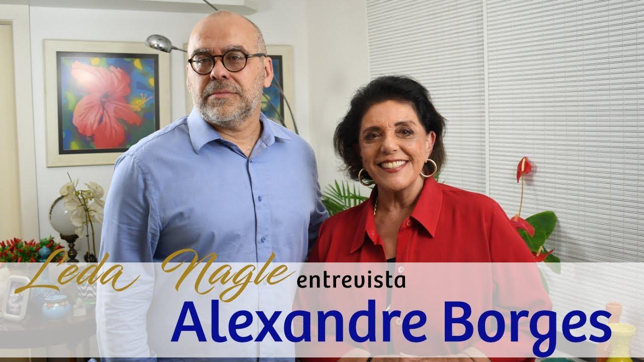 COM A PALAVRA, O COMENTARISTA POLÍTICO ALEXANDRE BORGES