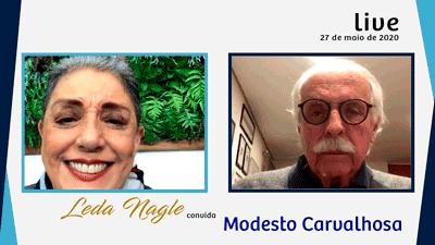 COM A PALAVRA, O Dr. MODESTO CARVALHOSA SOBRE O BRASIL DO MOMENTO