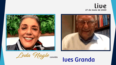 A PALAVRA DO DR. IVES GANDRA SOBRE O MOMENTO BRASIL/STF| LEDA NAGLE