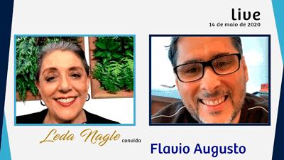 FLAVIO AUGUSTO: Wise up, Geração de valor, MeuSucesso.com e ele comprou um time de futebol