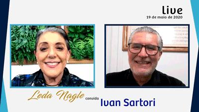 IVAN SARTORI DESEMBARGADOR ; A POLITICA E A DOENCA | LEDA NAGLE