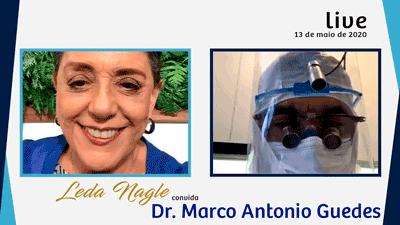 O NOVO JEITO DE IR AO DENTISTA / MARCO ANTONIO GUEDES| LEDA NAGLE