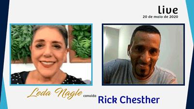 RICK CHESTER : A FAVELA VENCEU| LEDA NAGLE