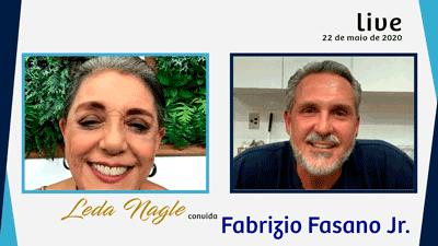 A MELHOR OMELETE E O MOLHO PESTO MAIS RAPIDO DO MUNDO: FABRIZIO FASANO JR.