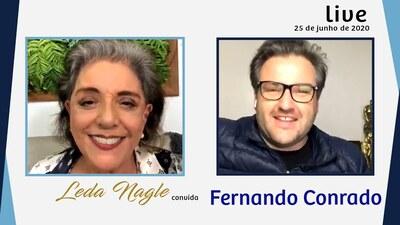 FERNANDO CONRADO : SOBRE ESTE BRASIL BRASILEIRO | LEDA NAGLE