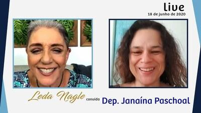 JANAÍNA PASCHOAL : LEIS, INQUÉRITOS E OUTRAS QUESTÓES JURÍDICAS | LEDA NAGLE