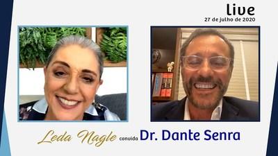 DR. DANTE SENRA: PROTOCOLO PRECOCE, VACINAS E VISÃO HUMANISTA