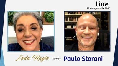 PAULO STORANI : A INSEGURANÇA DO RIO DE JANEIRO| LEDA NAGLE