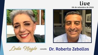 DR ZEBALLOS: AS VACINAS , O QUE FAZER ? REALIDADE E ESPERANÇA | LEDA NAGLE