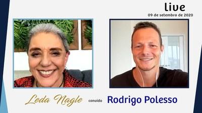 EMAGRECER. COM A PALAVRA, RODRIGO POLESSO | LEDA NAGLE