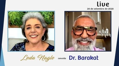 COM A PALAVRA DR. BARAKAT| LEDA NAGLE