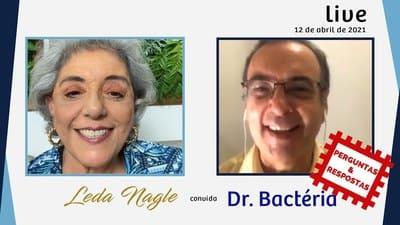 BICARBONATO É A GRANDE ARMA DA LIMPEZA: PERGUNTAS E RESPOSTAS : DR. BACTÉRIA