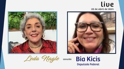 DEPUTADA BIA KICIS: CAMPANHA PELO VOTO AUDITÁVEL