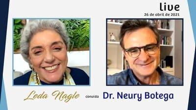 DR.NEURY BOTEGA: A TRISTEZA TRANSFORMA, A DEPRESSÃO PARALISA