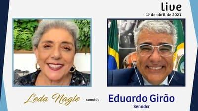 SEN. EDUARDO GIRÃO: INVESTIGAR TODOS: GOVERNO FEDERAL,ESTADUAL,MUNICIPAL