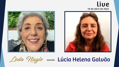 COMO SOBREVIVER A ESTES TEMPOS DIFÍCEIS.? VALE OUVIR LUCIA HELENA GALVÃO