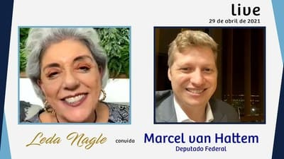 AS MANIFESTAÇÕES POPULARES VÃO EXPLODIR: DEPUTADO MARCEL VAN HATTEM