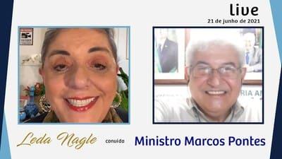 MINISTRO MARCOS PONTES PODEREMOS TER VACINA BRASILEIRA ATÉ FIM DO ANO