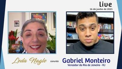 VEREADOR GABRIEL MONTEIRO, POLICIAL QUE ERRA TEM QUE TER PENA MAIOR