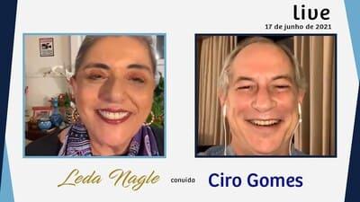 CIRO GOMES DIZ QUE NO BRASIL TUDO MUDA PRA NADA MUDAR