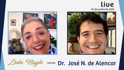 DR JOSE N. DE ALENCAR E SEU LIVRO SOBRE MEDICINA BASEADA EM EVIDENCIA CIENTIFICA