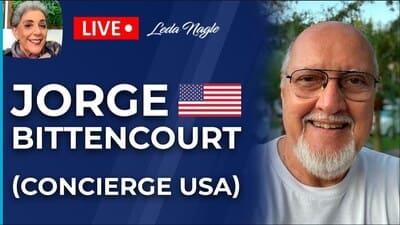 VOCÊ QUER MORAR NA AMÉRICA? SIGA OS CONSELHOS DE JORGE BITTENCOURT. SE ORGANIZE E SIGA AS REGRAS